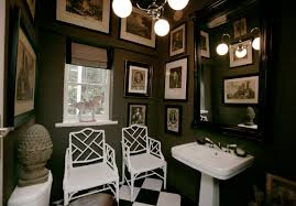 queens road black and white interiors by color