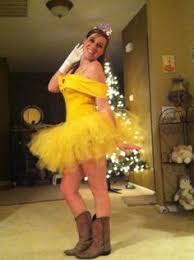 Belle Halloween Costume Belle Costume Fashion Belle Costume Belle