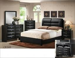 Leather Headboard Queen Bed by Bedroom Sets With Leather Headboards 12512