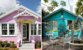 Modern Cottage Houses Modern Cottage Pink Blue Articlelarge Houses Architecture