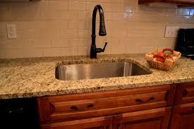 kitchen backsplash granite bathroom enchanting kitchen counters and backsplash height