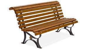 panchine legno panchina per arredo urbano in metallo con listoni in legno