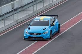 volvo s60 polestar racer revealed for world touring car championship
