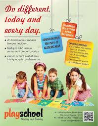 play school brochure templates play school brochure templates play school education flyer