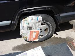 how to paint really beat up aluminum rims 5 steps with pictures
