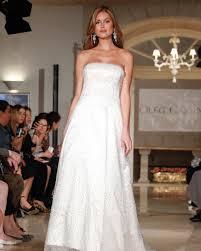 oleg cassini wedding dresses oleg cassini fall 2018 wedding dress collection martha stewart