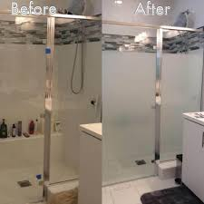 Glass Shower Doors Los Angeles by Architectural Frost Window Film For Privacy Window Tint Los Angeles