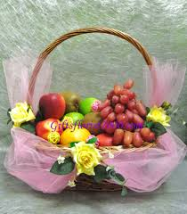 Gourmet Fruit Baskets Fruit Basket Fruits Gift Get Well Fruits Basket New Born