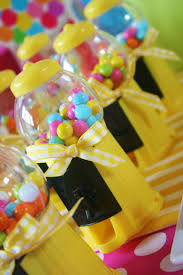 Gumball Party Favors Birthday Party Ideas Blog Sweet Shoppe Party