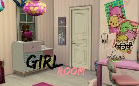 chambre enfant fille sims 4 chambre d enfant fille