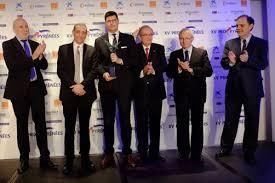 chambre de commerce barcelone la société d assurances agrupació reçoit le prix pyrénées