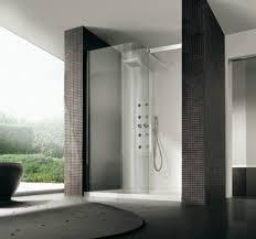 Designer Showers Bathrooms Modern Showers Bathroom Open Shower Ideas For Small Modern