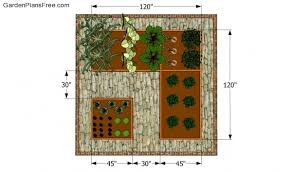 Small Garden Layout Plans Imposing Decoration Vegetable Garden Layout Plans And Spacin Small