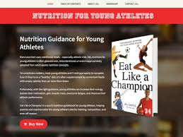 nutrition for young athletes binary turf
