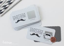 printable mustache bash game baby shower ideas partyideapros com
