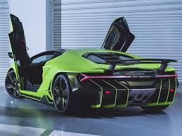 lamborghini centenario latest lamborghini centenario looks mean and green in hong kong
