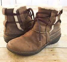 womens kensington ugg boots size 9 ugg australia leather solid boots for ebay