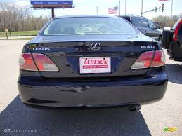 lexus es300 back 2003 blue onyx pearl lexus es 300 28364614 photo 4 gtcarlot