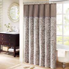 paisley shower curtains for bed u0026 bath jcpenney