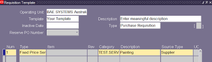 oracle purchasing u2013 requisition template for services procurement