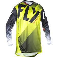 fly racing motocross fly racing 2017 lite hydrogen motocross jersey enduro mx shirt atv