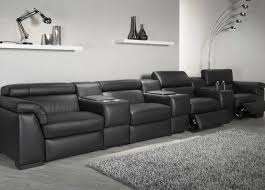 Cinema Recliner Sofa Natuzzi Editions Encore Power Reclining Cinema Seating Sofa By