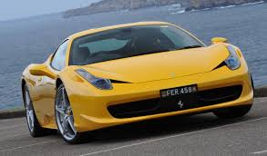 ferrari yellow 458 458 and california recall negligible for australia