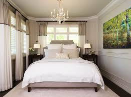 Small Chandeliers For Bedrooms by Design Tips For Decorating A Small Bedroom On A Budget Budgeting