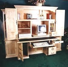 Computer Armoire Desk Cabinet Armoire Computer Armoire Desk Cabinet Workstation Computer