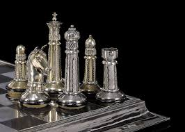 art deco chess set chess sets from the chess piece chess set store