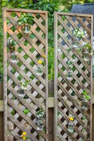 Privacy Screen Ideas For Patios Lattice Provides Excellent Screening For Your Backyard Outdoor