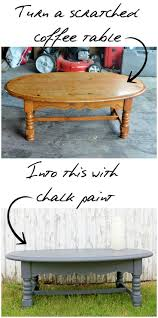 1000 ideas about painted coffee tables on pinterest table white