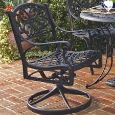 Swivel Outdoor Patio Chairs Swivel Patio Dining Chairs You U0027ll Love Wayfair
