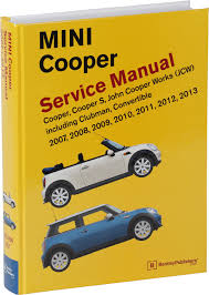 amazon fr mini cooper r55 r56 r57 service manual 2007 2008