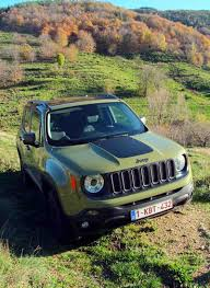trailhawk jeep green autoprova the web car test journal for connoisseurs de web