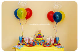 caillou party supplies photography by william s caillou party