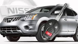 Nissan Rogue 2013 - 2013 nissan rogue remote keyless entry youtube