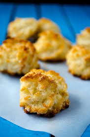 3 ingredient coconut macaroons give recipe