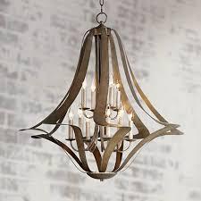 Possini Euro Design Chandelier Possini Euro Design Glass Sphere 15 Light Pendant Chandelier