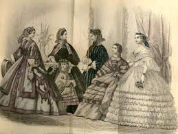godey s s book 1850 fashion 1861 from godey s s book ap1 g55 v 62 63