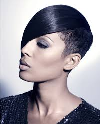 become gorgeous pixie haircuts side fringe undercut fashion police hairstyles pinterest