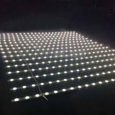 smd2835 scrolling led strip curtain backlight 24 volt led lattice