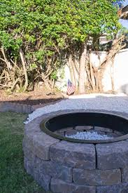 How To Make A Homemade Fire Pit Diy Fire Pit For Instant Backyard Appeal Food Fun Kids