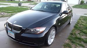 2006 bmw 330i 6 speed manual sport youtube
