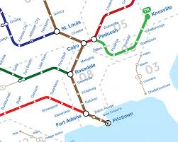 Bronx Subway Map by Subway Design Inhabitat Green Design Innovation Architecture