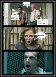 halloween horror nights memes cassie carnage u0027s house of horror the top 15 funniest walking dead