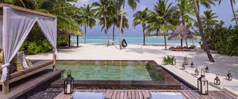 grand beach villa with pool one u0026only reethi rah