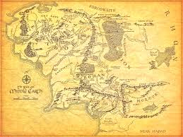I Need A Map Of The United States by I Need A Map Of Middle Earth But Cant Seem To Find One That And