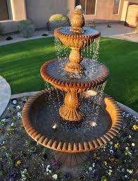 outdoor water features custom built for your backyard