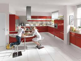 red kitchen walls with white cabinets best home decor